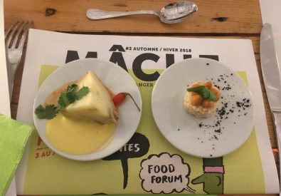 Nantes Food Forum Chesneau