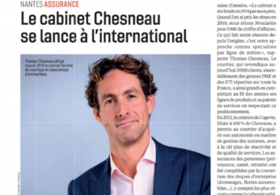JDE sep 2019 Chesneau International
